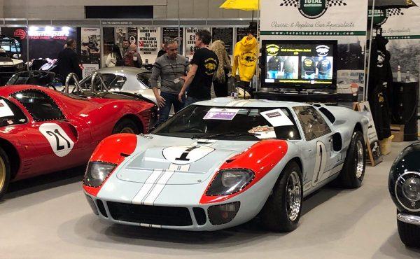 GT40 MK2 - KEN MILES - LEMANS66